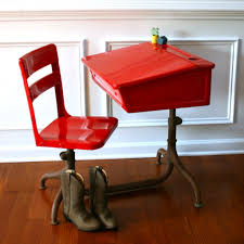 Cheap Kid Desks Design Ideas Rustic Or Antique Childrens Desks And Ba In