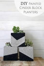 Glow In The Dark Planters by Best 25 Cinder Blocks Ideas On Pinterest Cinder Block Garden
