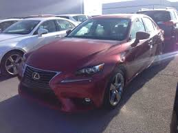 purple lexus pre owned 2015 lexus is350 executive package in kingston used