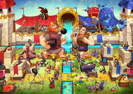 clash of clans hd wallpapers clashofclans explore clashofclans on deviantart