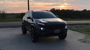 jeep renegade trailhawk lifted lifted 2014 jeep cherokee forums