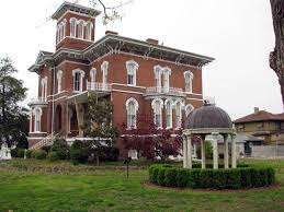 Victorian Style Mansions Italianate Style House House Styles Pinterest Magnolia