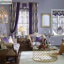 Purple Curtains Living Room Compare Prices On Purple Drapes Online Shopping Buy Low Price
