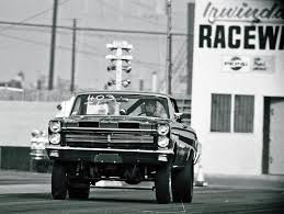 Old Ford Truck Drag Racing - vintage drag racing mercury comet at irwindale gasser cars