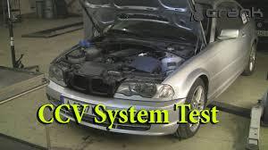 bmw ccv bmw ccv system testing