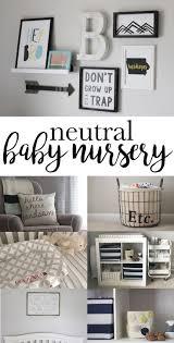 Nursery Decor Blog by Best 20 Neutral Baby Nurseries Ideas On Pinterest Baby Room