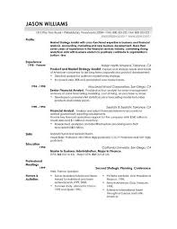How To Write A Resume Examples by How To Make A Strong Resume Formats Csat Co