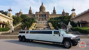 Hummer Limo Transfer In Barcelona