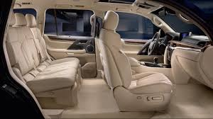 lexus lx car seat lexus lx 450d priced at rs 2 32 crore in india a brand new