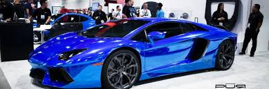 lamborghini aventador wrap sema review lamborghini aventador display pur wheels and chrome