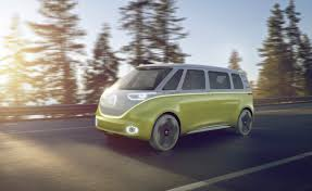 volkswagen hippie van front tell your hippie uncle the new volkswagen bus has finally been