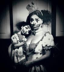 Mother Daughter Halloween Costume Mother Daughter Halloween Costume Ideas Creepy Clown Success