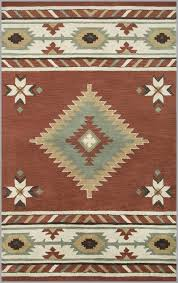 Western Style Area Rugs Southwest Style Area Rugs Visionexchange Co