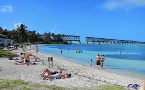 Map Of The Florida Keys The Best Beaches In The Florida Keys Sun Sentinel
