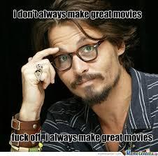 Johnny Depp Meme - johnny depp by ghassius meme center
