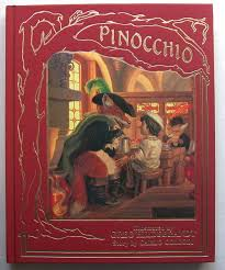 pinocchio carlo collodi greg hildebrandt edition
