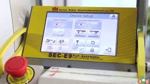 sec e9 cnc laser automatic key cutting machine user manual