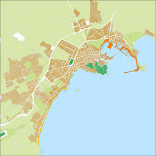 Valladolid Spain Map by Eivissa Ibiza Balearic Islands Spain City Map