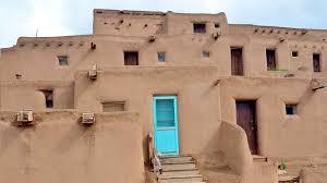 Pueblo Adobe Houses by Header 49 Jpg