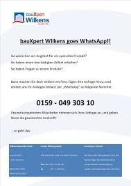 Bauking Bad Essen Startseite Wilkens Baustoffe Gmbh