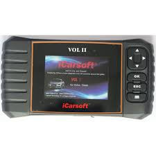 icarsoft vol ii for volvo saab obd on board diagnostics