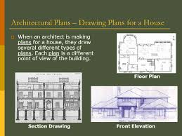 architecture architectural plans a powerpoint by mrs o