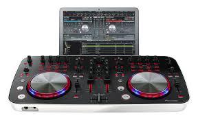 dj table for beginners ddj ergo dj controller pioneer electronics usa hello party