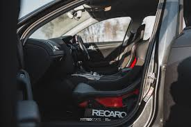 Audi Rs4 Interior Carl Robinson U0027s Audi Rs4 Fitted State