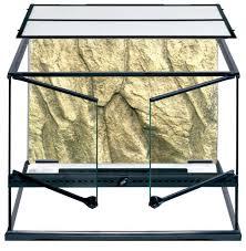 leopard gecko supplies holiday deals exo terra all glass terrarium