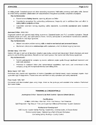 Resume It Sample by Brilliant Good Resume Objective Examples