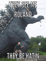 Godzilla Meme - how godzilla 1998 was made godzilla know your meme