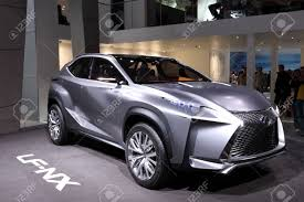 lexus suv concept international motor in frankfurt germany lexus lf nx