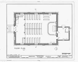 Floor Plan Of A Church by The Devoted Classicist December 2014