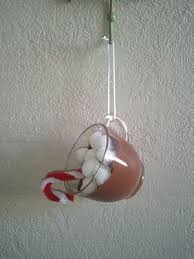 diy cocoa ornament this would be a and