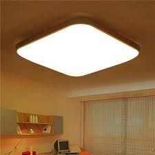 dimmable led ceiling lights 48w 39 39cm remote control modern dimming led ceiling light surface