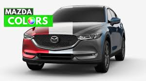 mazda crossover 2017 mazda cx 5 colors youtube