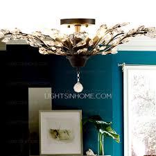 Twig Light Fixtures Twig Type 4 Light Wrought Iron Bedroom Ceiling Light Fixtures