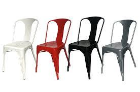 chaise m tallique mobilier de style industriel pour hôtellerie de francisco segarra
