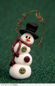 this snowman ornament is so i want to make more keepsake
