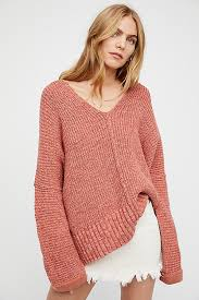 how does it take to knit a sweater take me v neck sweater free