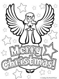 Merry Christmas Coloring Pages Free Printable Merry Christmas Merry Coloring Pages Printable