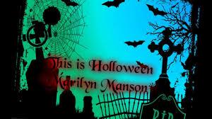 this is halloween marilyn manson lyrics youtube
