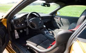 ruf porsche interior ruf rt12 r first drive motor trend