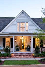 one story farmhouse southern farmhouse charming home tour town country living