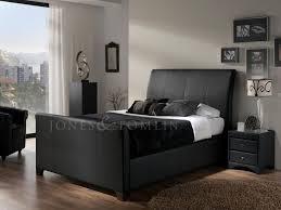 Ottoman Bed Black Store Kaydian Allendale Ottoman Bed Black