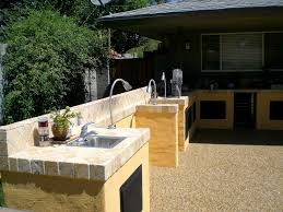 outdoor kitchen sinks and faucets diy outdoor kitchen faucets railing stairs trends sink ideas