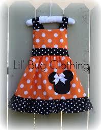 custom boutique clothing orange minnie mouse halloween jumper