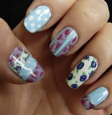 inspired nail art kawaii nail art minx inspired nails nails