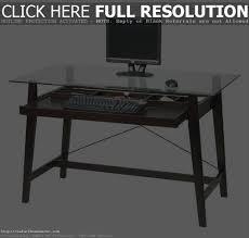 Office Depot Glass Computer Desk by Office Depot Black Glass Desk Best Home Furniture Decoration