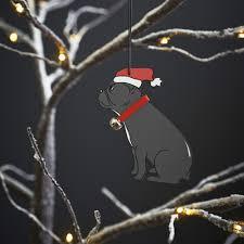 french bulldog christmas tree decoration 5 95 mischievous mutts